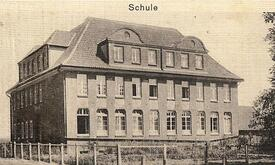 1915 Schule in Krummendiek in der Wilstermarsch