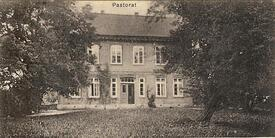 1926 Pastorat in Wewelsfleth in der Wilstermarsch