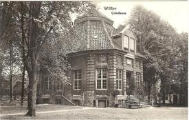 1911 Trichter am Colosseum in Wilster